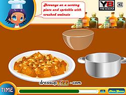 Pumpkin Dessert game