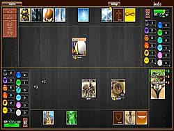 Elements (fantasy online CCG) game
