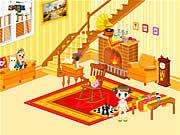 Jugar Kids living room decor Juego