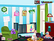 Play Baby room decor Game