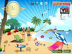 Beach Decor game