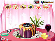 Play Bundt cake decor Game