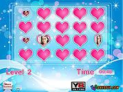 Celebrity Memory Game game