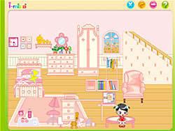 Spielen Sie das Gratis-Spiel  Kid's Room 6