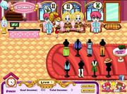 Play Dress up shop autumn collection Game