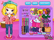 Sally s autumn wear Spiele