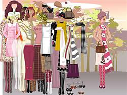 Fashion Trend For Teachers παιχνίδι