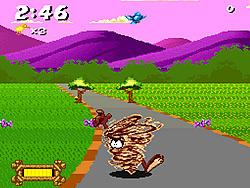 Taz-Mania(1993) game
