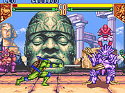 Play Tmnt tournament fighters Game