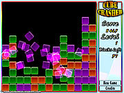 Cube Crasher game