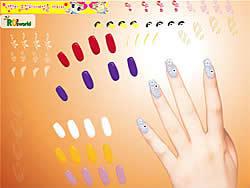 Nails game