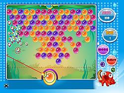 Sea Bubbles game