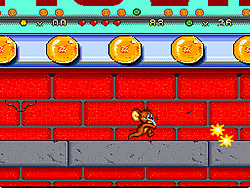 Tom and Jerry(1993) game
