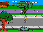 Play The simpsons bart s nightmare 1992 Game