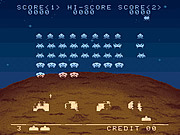 Play Space invaders Game