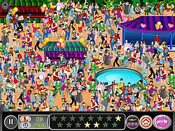 Find Girly Girl Hidden Game game