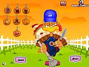 Play Turkey dress up Game