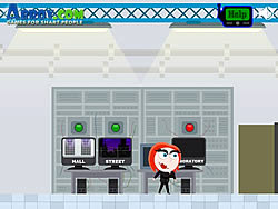 Sonya the Spy - CERN Episode game