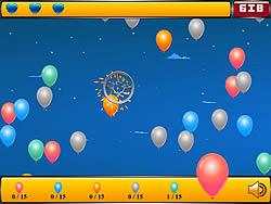 Crazy Balloon Shooter game