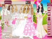Play Barbie bride Game