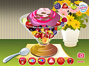 Play Rainbow salad Game