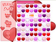 Heart Swap game