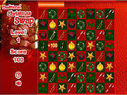 Play Traditional christmas swap Game