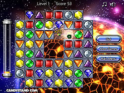 Galactic Gems game