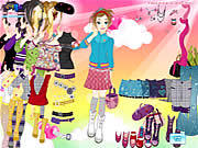 Cutie Dress Up 6 game