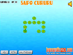 Sapo Cururu game