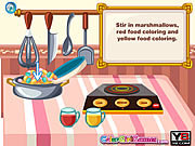 Play Thanksgiving special - popcorn pumpkins Game
