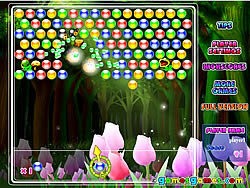 Bubble Elements Earth game