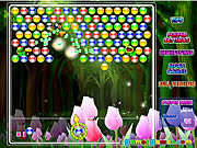 Play Bubble elements earth Game