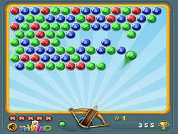 Играть бесплатно в игру Bubbles Shooter
