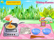 Couscous cooking Gioco