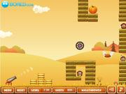 Play Turkey bombers thanksgiving Game