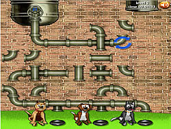 Dogville Pipeline game