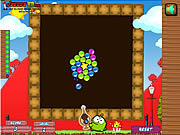 Bubble Pandy game