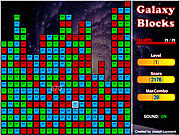 Play Galaxy blocks Game