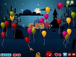 Night Balloons game