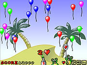 Play free game 21 Balloons