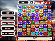 Play Jewel city Game