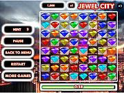 Play free game Jewel City