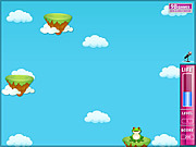 Play Frog jump to prince Game