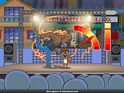 Play Kick justin beaver Game