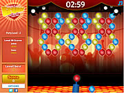 Play Burst that balloon feeling Game