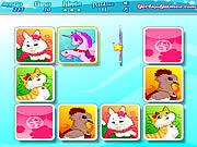 Match Cuties game