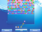 Play Bubble matcher Game