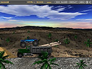 Play 4x4 monster 2 Game