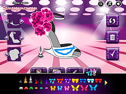 High Heel Styler game